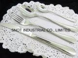 Jeu réglé de vaisselle plate d'acier inoxydable de vaisselle plate de Classcial