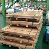 Plaque en acier de Stainelss des prix les plus inférieurs de qualité de JIS 304