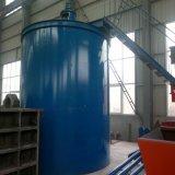 Cianido e carbonato que lixiviam o tanque para a planta de mineração do ouro