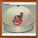 刺繍のアクリル6のパネルの急な回復の帽子