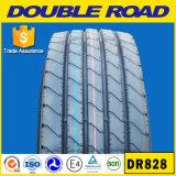Smartway double marque Route nouveau pneu pour camion Radial 295/75R22.5, 11r22.5, 11r24.5, 285/75R24.5 pour la vente en USA/Amérique du Sud avec DOT