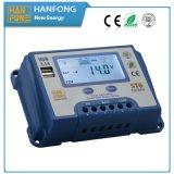 Alta qualidade Bom preço 10A controlador solar com USB