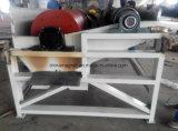 Wet equipamentos de mineração do Rolete de Alta Intensidade/ Separador Magnético/Rolo magnético para Hematita, Minério de manganês