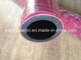 Livraison en eau chaude à haute température: tuyau en caoutchouc à vapeur