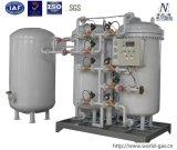 Gerador do nitrogênio da PSA com compressor de ar (ISO9001, CE)