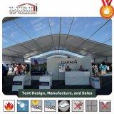 Arcum Golf-Ereignis-Zelt mit Belüftung-Wänden und Glaswänden