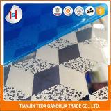 304/201 di linea sottile dello specchio di colore ha inciso lo strato decorativo dell'acciaio inossidabile