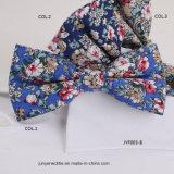 Impresso de algodão laços Jyf003-B