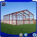 Полуфабрикат здание стальной структуры для пакгауза