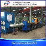 Taglierina Kr-Xy5 del plasma di /CNC della tagliatrice del tubo di CNC del macchinario di montaggio di metallo