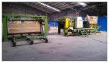 Travail du bois collant le placage de faisceau de machines joignant le bloc faisant à machine la machine hydraulique