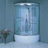 Горячая продажа ванная комната и сдвинув душем круг ванной кабины