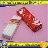 Vela de la cera de parafina con el surtidor barato de la vela de China del precio