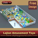 Les enfants jeu Indoor Soft Play pour la maternelle (ST1415-11)