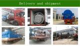 2016tech Fully 100% Continuous Pyrolysis Plant per Tire e Plastic