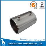 Suporte de tubo de conector de tubo de aço inoxidável