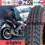 ISO9001: 2008 de V- RubberBand Van uitstekende kwaliteit van de Motorfiets 2.75-18 4pr/6pr
