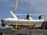Liya 8.3mの300HP堅く膨脹可能なディンギーの中国のヨットは製造する