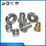 Pezzi meccanici di macinazione/girare/di CNC dell'ottone/alluminio/metallo 4-Axis dell'OEM