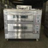 Электрическая печь палубы выпечки хлеба газа в оборудовании выпечки