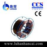 Fio de Soldagem de CO2 fábrica Er70s-6 com CCS, certificação CE