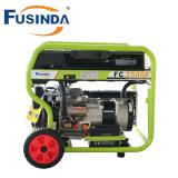 Nuovo tipo generatore portatile della benzina della benzina 2kVA di uso della casa piccolo con l'inizio elettrico e la batteria (FC2500E)