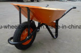 Industial Wb6400のための強いWheelbarrow
