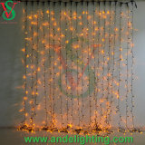 IP65 Vorhang-Lichter des Weihnachtenled für Hochzeiten