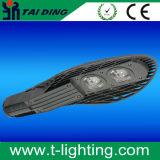 Borda da estrada ao ar livre da estrada da lâmpada da estrada das luzes de rua do diodo emissor de luz do poder superior da qualidade da garantia IP65
