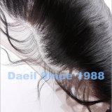 Chiusura frontale del merletto di Ombre dei capelli cinesi di Remy