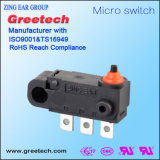 Wasserdichtes IP67 Micro Switch für Car
