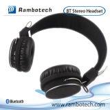 TF van steunen Kaart, MP3 de Draadloze Hoofdtelefoon van Bluetooth van de Hoofdtelefoon van Bluetooth voor iPhone 4