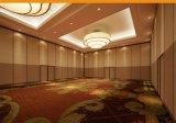 ホテルの会議室の隔壁システム解決
