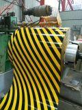 Vária folha do revestimento da cópia das flores PPGI para o material de Buiding