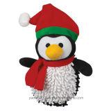 昇進のクリスマスのテディー・ベアのプラシ天のおもちゃ