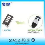 433.92MHz Fsk Control remoto compatible con el original Cardin S449