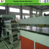 Машинное оборудование изготавливания доски PVC поверхностное Crusting, котор пенят