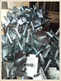 Galvanisiertes Stahlbaugerüst Forkhead für Baugerüst-Stützbalken-Stütze