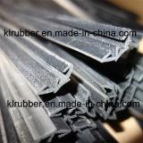 Tira de borracha das peças de automóvel para o selo da canaleta do funcionamento do vidro