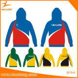 Parte superior de Healong que vende a impressão Hoodie do Sublimation do Sportswear para a venda