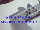 CK-041 de eenvoudige Magneet van NdFeB van de Magneet van de Zeldzame aarde