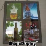 Multi-Images Espejo Mágico Caja de luz