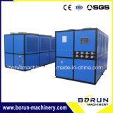 Refrigeratore raffreddato/raffreddato ad acqua dell'aria delle strumentazioni ausiliarie della plastica di acqua