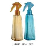 Bottiglia di plastica dello spruzzatore di innesco per pulizia della famiglia (NB392)