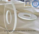 Двойной круг свинцового стекла