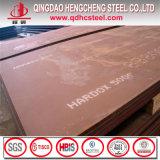 Плита стального листа горячекатаной ссадины Xar400 упорная