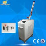 5 ND à commutation de Q médical de la longueur d'onde 1064nm 532nm 585nm 650nm 1320nm : Machine de déplacement de tatouage de laser de YAG