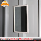 Tür-Schrank-Metallspeicher-Garderoben-Stahl Almirah der großen Kapazitäts-2