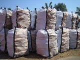 Ventilé FIBC respirants Jumbo Sac Big en vrac pour le remplissage du bois de chauffage