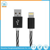 Kundenspezifisches Blitz USB-Aufladeeinheits-Kabel der Daten-5V/2.1A für Handy